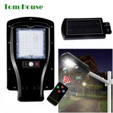 Đèn chiếu sáng năng lượng mặt trời cảm biến thông minh công suất 30W -MTC30