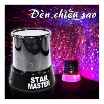 Đèn chiếu sao Star Master nhiều màu sắc