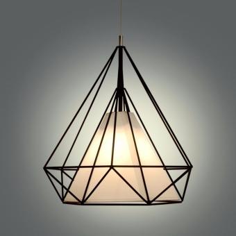 Đèn Diamond cỡ 25cm (Tặng kèm bóng đèn Led tiết kiệm điện)