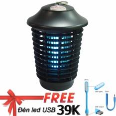 Đèn diệt muỗi Đại Sinh 01_DS – DU15 (Xanh đen)