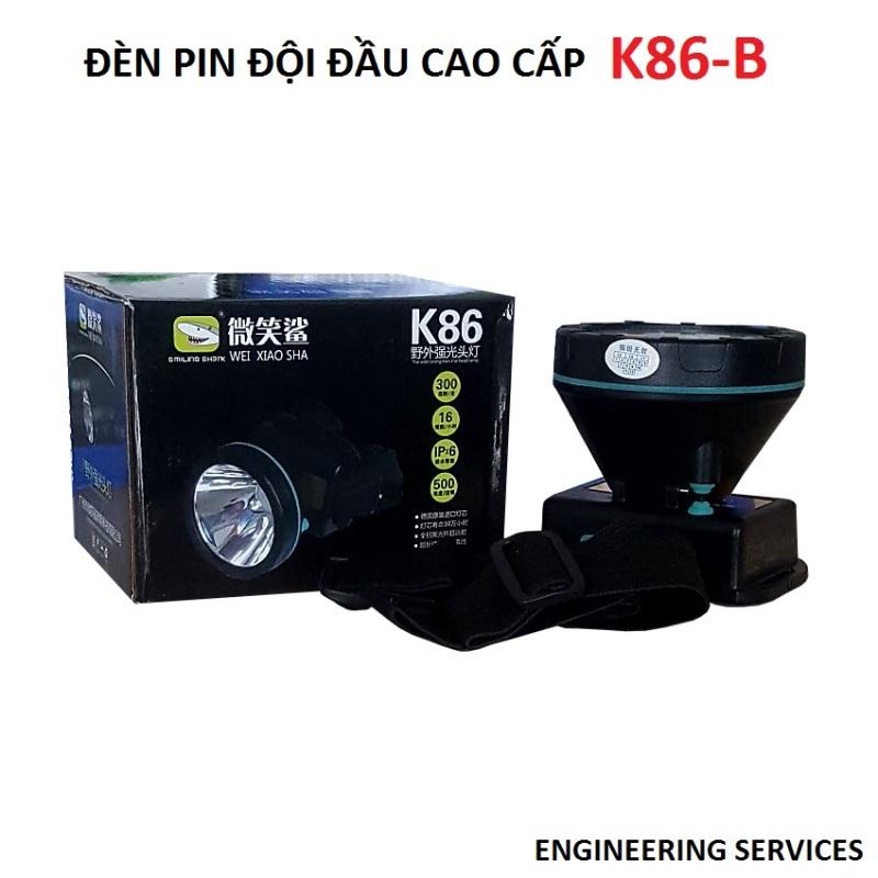 Bảng giá Đèn đội đầu siêu sáng K86