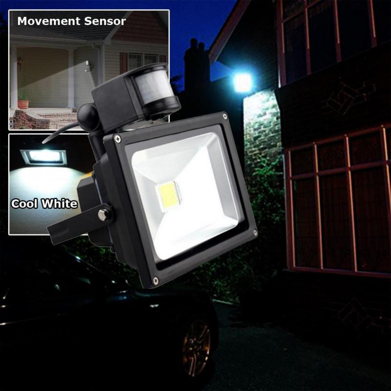 Bảng giá Đèn led cảm ứng ánh sáng, Đèn ngủ cảm ứng ánh sáng - COMBO Đèn LED siêu sáng 30w + cảm biến bật tắt đèn tự động  Mẫu 133 - Bh uy tín 1 đổi 1 bởi TECH-ONE
