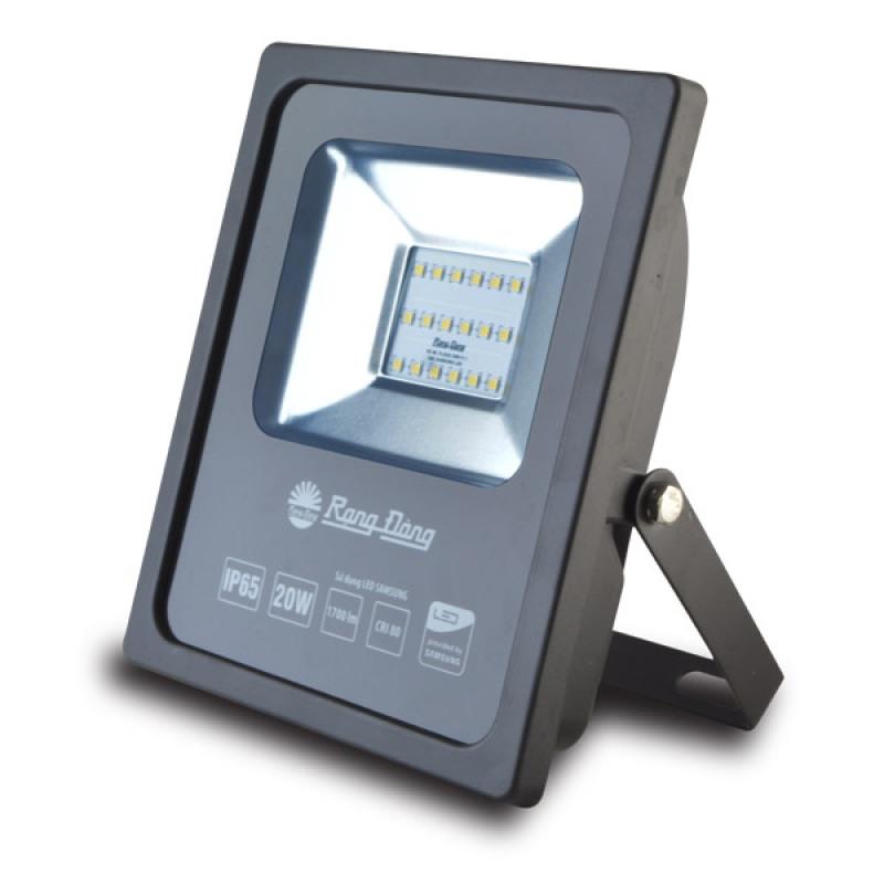 Bảng giá Đèn LED chiếu pha 20W Rạng Đông D CP03L/20W