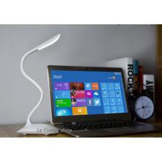 Đèn Led chống cận cảm ứng sạc pin 3 chế độ sáng (Trắng)