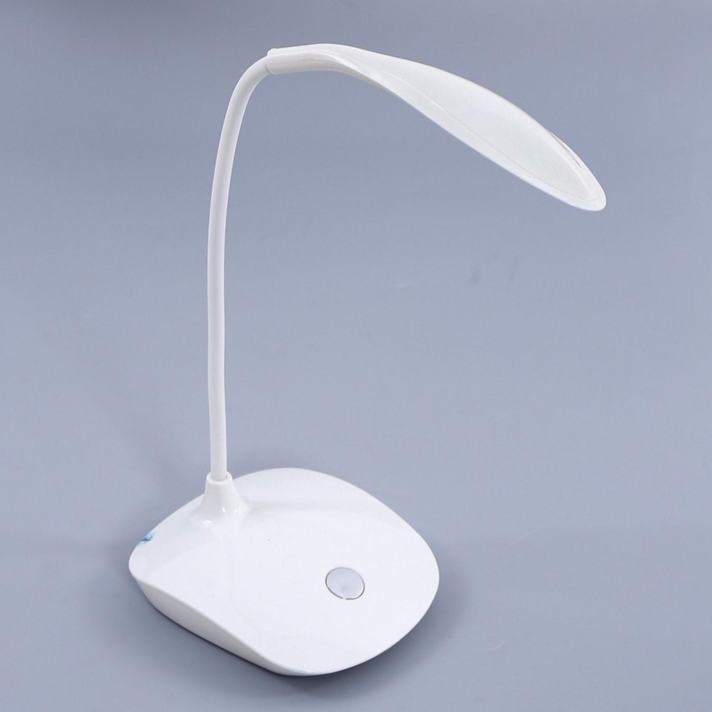 Mẫu sản phẩm Đèn led để bàn cảm ứng chống cận thị 3 chế độ sáng có tích điện