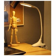 Đèn led để bàn – Đèn học sinh kẹp bàn model S059-Bảo hành 12 tháng