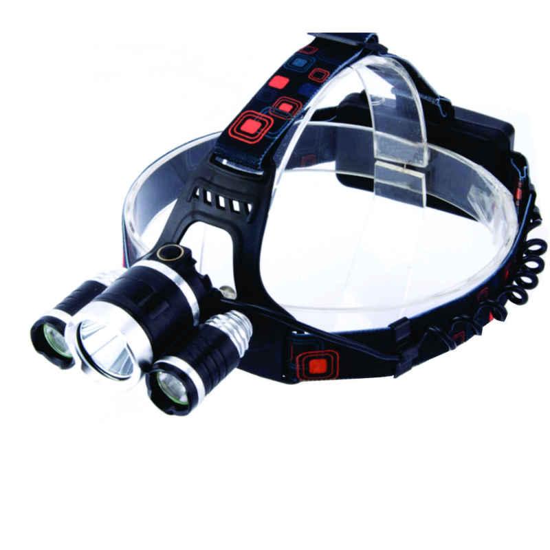 Bảng giá Mua Đèn Led đội đầu siêu sáng 3 đèn TL902