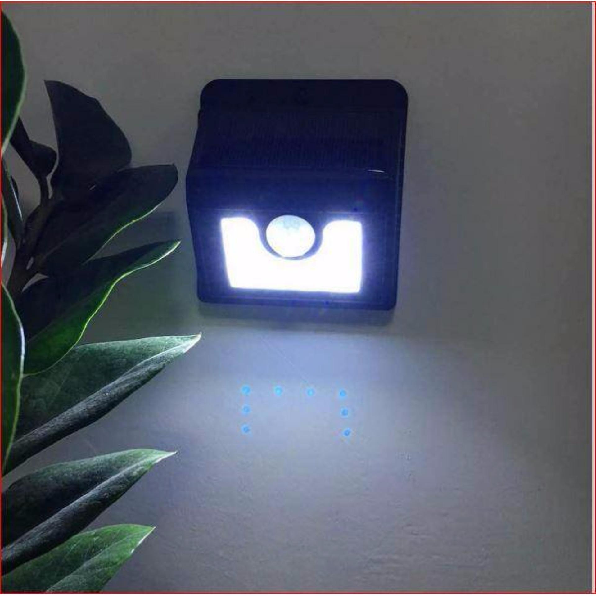 Nơi Bán Đèn Led năng lượng mặt trời, cảm biến ánh sáng, cảm biến chuyển động