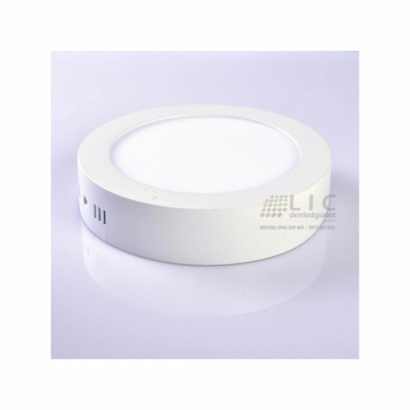 Bảng giá Đèn led ốp trần nổi 6W tròn đường kính 12cm