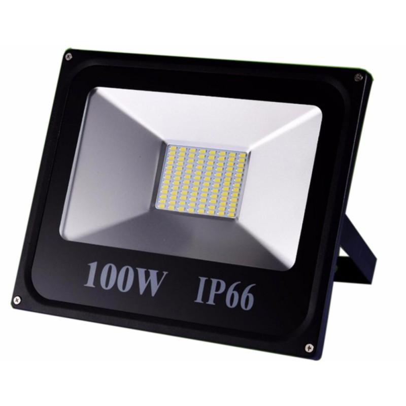 Bảng giá Đèn Led Pha 100W Can Mei Jia IP66 ngoài trời (Ánh sáng trắng)