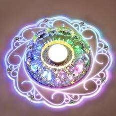 Đèn pha lê ốp trần trang trí Light3 LPT03