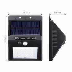 Đèn Năng lượng mặt trời 16 bóng led Solar