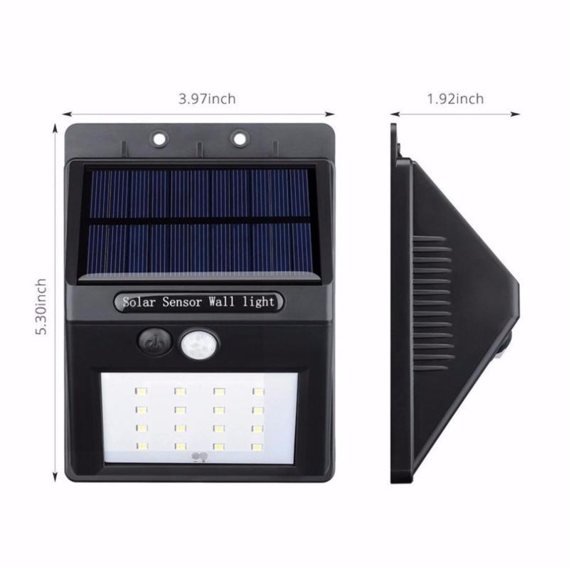 Bảng giá Mua Đèn Năng lượng mặt trời 16 bóng led Solar