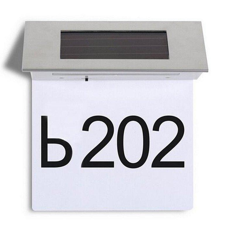 Đánh Giá Đèn Năng lượng mặt trời biển số nhà BSN24