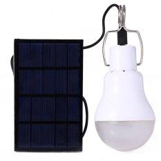 Đèn năng lượng mặt trời tích điện 5W (Ánh sáng trắng)