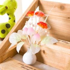Đèn ngủ cảm ứng nấm hoa hồng (màu ngẫu nhiên) Thanh Khang 010000003