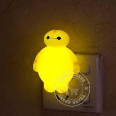 đèn ngủ bóng led tiết kiệm điện Big Hero thanh khang (Vàng) 010000008