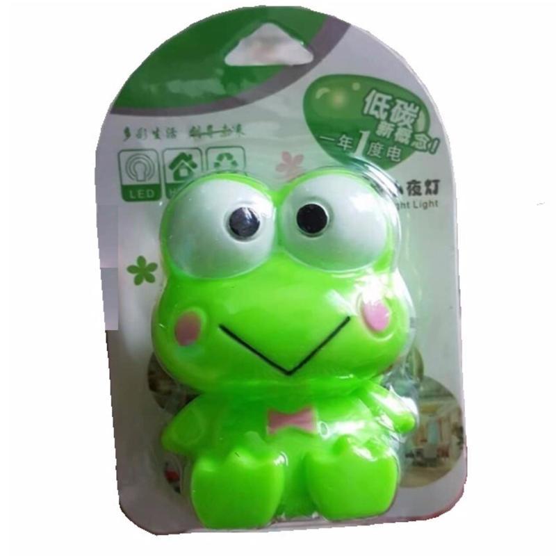 Bảng giá Mua Đèn ngủ Led hình ếch xanh dễ thương