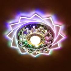 Đèn pha lê ốp trần Light3 LPC03 3W