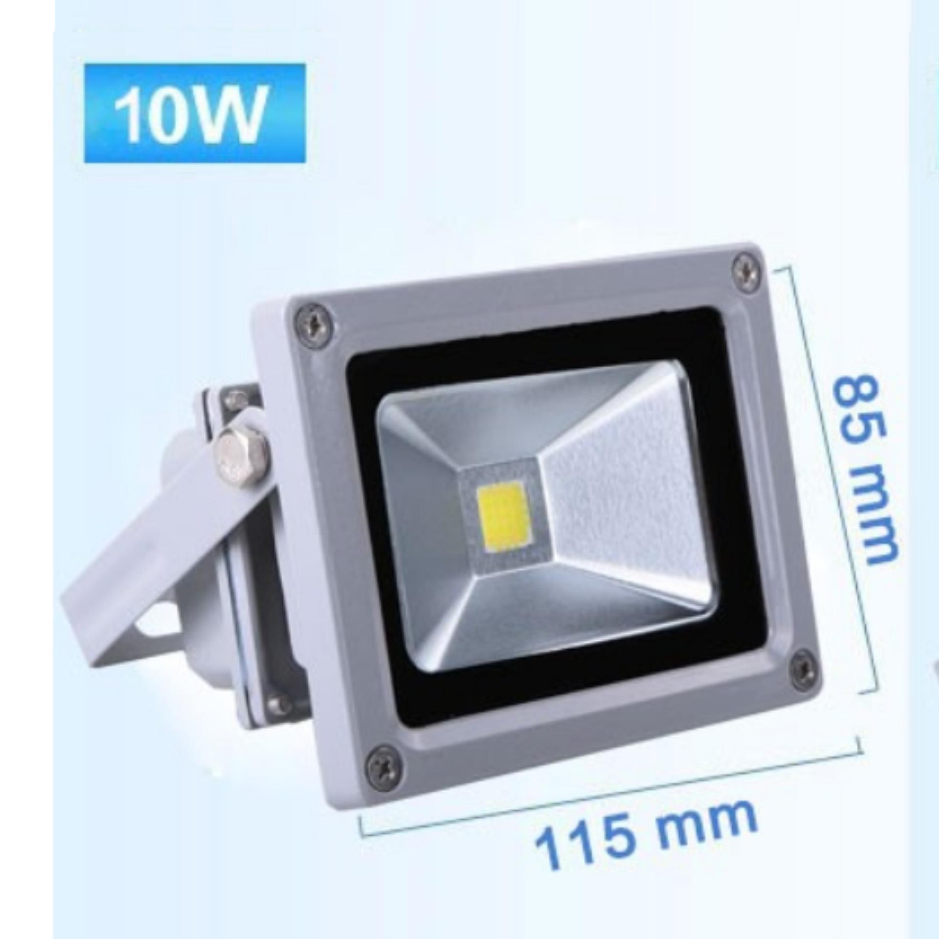 Vì sao mua Đèn Pha Led 10w ánh sáng trắng