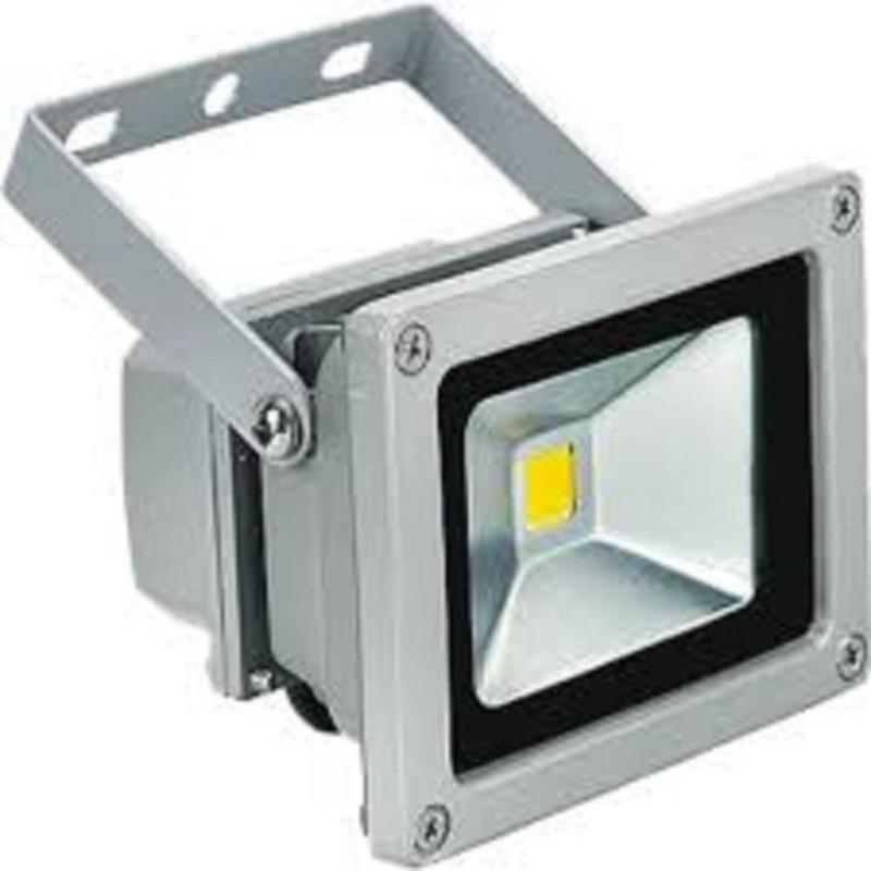 Bảng giá Mua Đèn pha LED 10W siêu sáng tiết kiệm điện (Ánh sáng trắng)