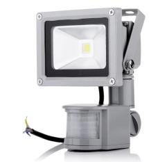 Đèn pha led cảm ứng chống trộm Rinos RNPA610 -10w