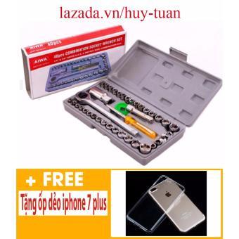 Đèn pin 3w siêu sáng tặng ốp iphone 7 plus dẻo trong suốt - 8197397 , HU276HLAA43RKCVNAMZ-7422336 , 224_HU276HLAA43RKCVNAMZ-7422336 , 50000 , Den-pin-3w-sieu-sang-tang-op-iphone-7-plus-deo-trong-suot-224_HU276HLAA43RKCVNAMZ-7422336 , lazada.vn , Đèn pin 3w siêu sáng tặng ốp iphone 7 plus dẻo trong suốt