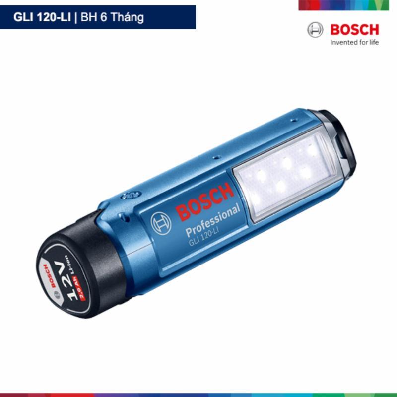 Bảng giá Đèn pin Bosch GLI 120-LI (SOLO)