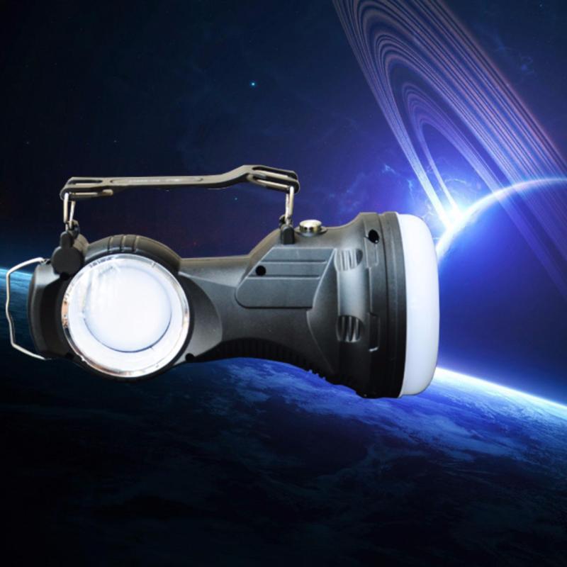 Bảng giá Đèn pin LED năng lượng mặt trời siêu sáng KC-9980T