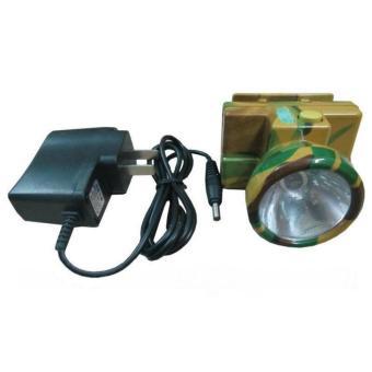 Đèn pin Led siêu sáng đội đầu GP-506(Đen)