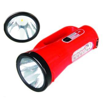 Đèn pin Led siêu sáng sạc điện tiện dụng 2 in 1 YD-6635