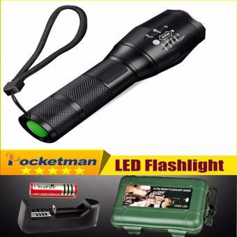 Đèn pin nhỏ - Đèn pin siêu sáng HUNTER S26, giá rẻ nhất - BH 1 ĐỔI 1