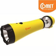 Đèn pin sạc Comet CRT13 (Vàng)
