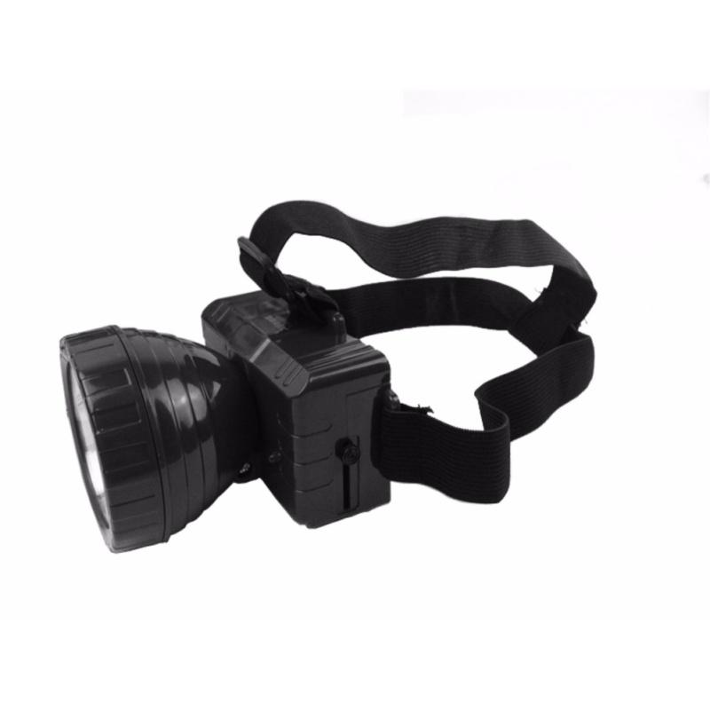 Bảng giá Mua Đèn pin sạc đội đầu LED TGX-9051 (Đen)