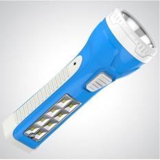 Đèn Pin sạc LED đa năng 2 IN 1 KM-8796