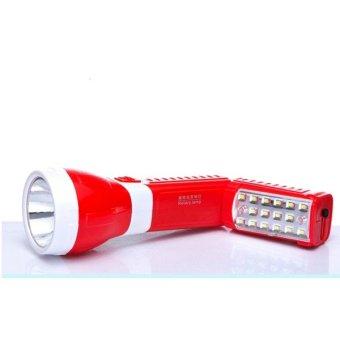 Đèn Pin sạc LED đa năng 2 trong 1 KM-8730 (Đỏ) - 8765464 , SU925HLAA1BGUKVNAMZ-2027471 , 224_SU925HLAA1BGUKVNAMZ-2027471 , 195000 , Den-Pin-sac-LED-da-nang-2-trong-1-KM-8730-Do-224_SU925HLAA1BGUKVNAMZ-2027471 , lazada.vn , Đèn Pin sạc LED đa năng 2 trong 1 KM-8730 (Đỏ)