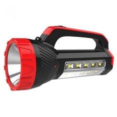 Đèn pin sạc siêu sáng kiêm đèn bàn KM2651 (Đen)