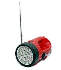 Đèn Pin sạc tích hợp radio Legi LG-0333D-VT
