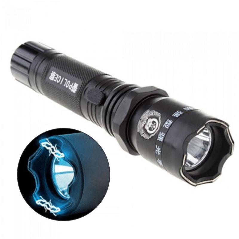 Bảng giá Đèn pin siêu sáng kiêm phòng vệ 1101 Type Plus