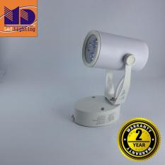 Chỗ nào bán Đèn rọi ngồi vỏ trắng ánh sáng vàng 3W – MD62