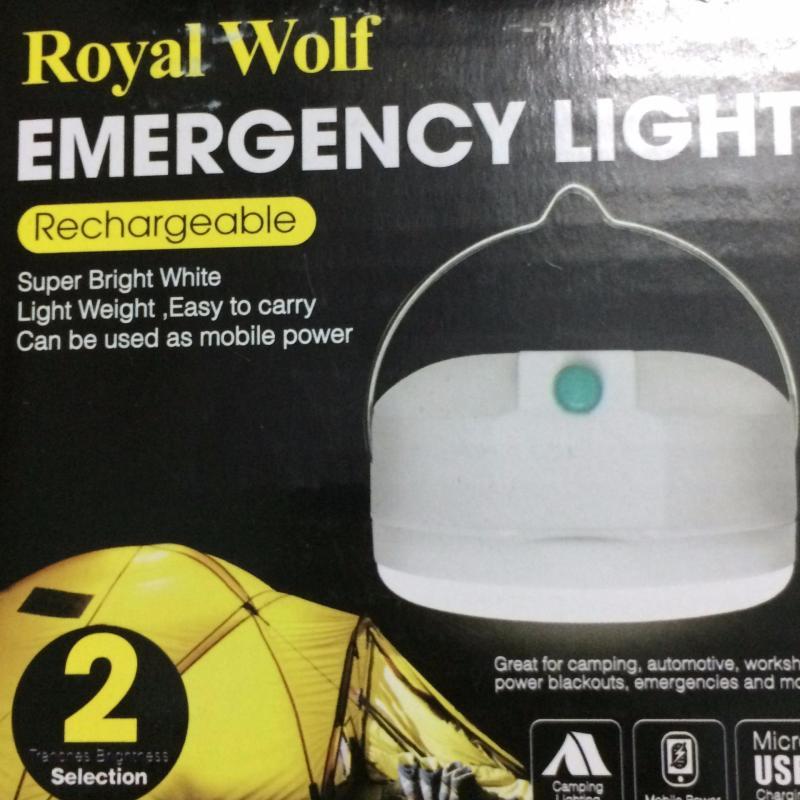 Bảng giá Đèn sạc đa năng Royal Wolf LD-611