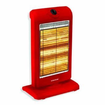Đèn sưởi ba bóng Halogen Sunhouse SHD7016 (Đỏ)