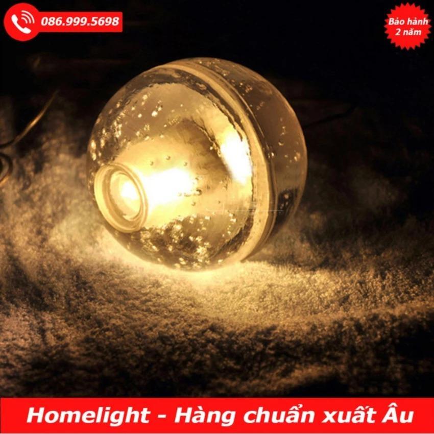 Đèn thả hiện đại Đèn thả trần Đèn thả ngọc LED (1 quả đơn)-2