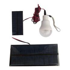 So Sánh Giá Đèn tích điện năng lượng mặt trời 5W MTB05 (Ánh sáng trắng)