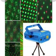 Đèn trang trí chiếu sao MiNi Laser stage lighting cao cấp