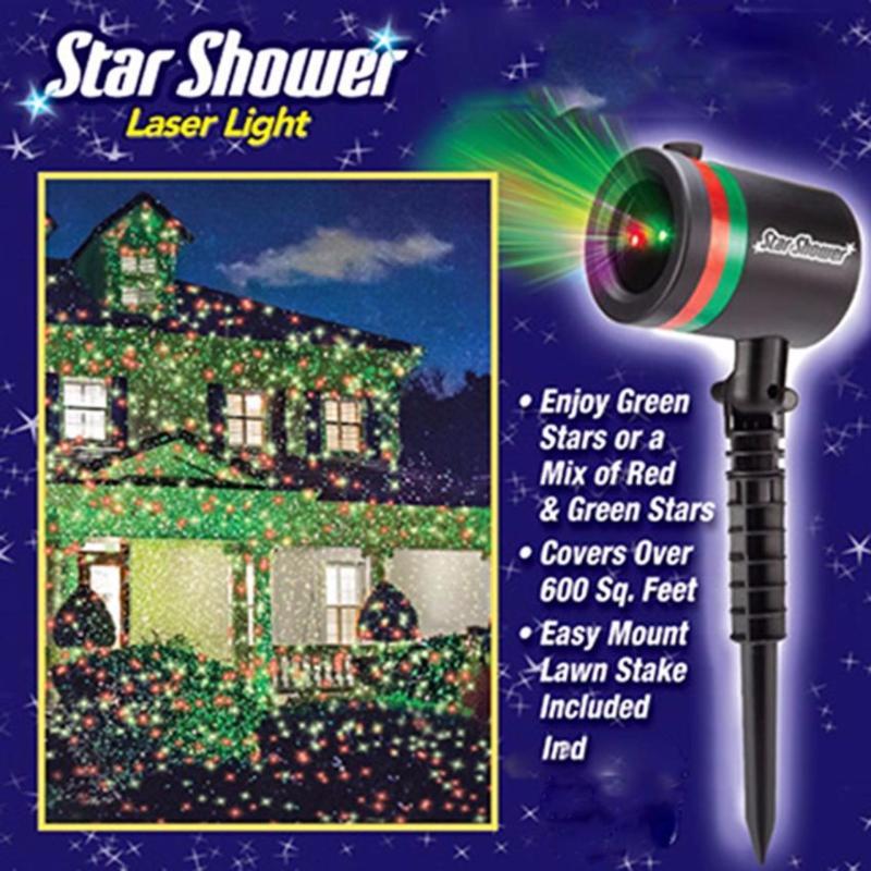 Bảng giá Mua Đèn trang trí laser Star Shower