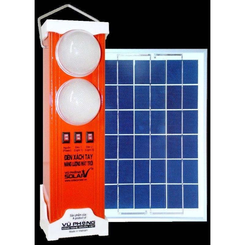 Bảng giá Mua Đèn xách tay năng lượng mặt trời SolarV SV1PLUS (Cam)