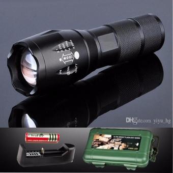 Den xe sieu sang - Đèn pin siêu sáng HUNTER S26, giá rẻ nhất - BH 1 ĐỔI 1