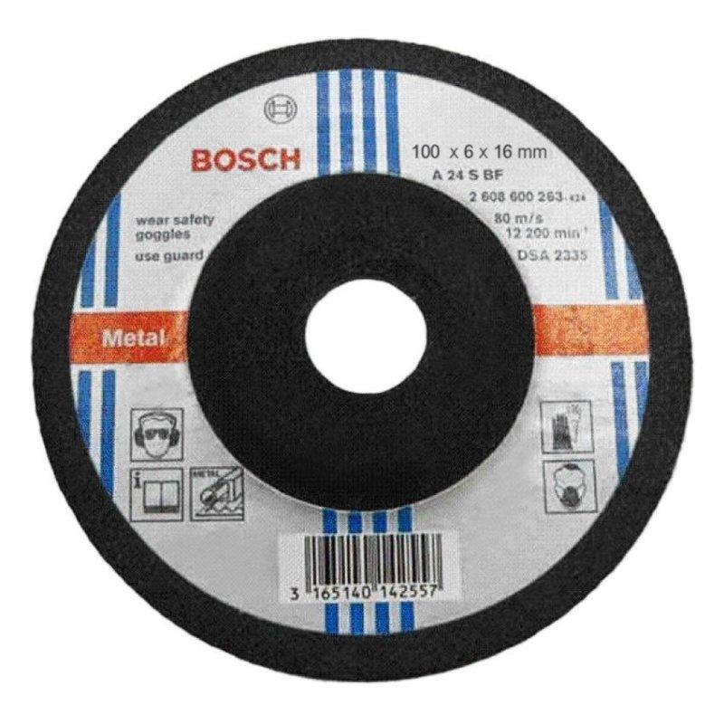 Đĩa mài Bosch 2608600017 Đường kính 100mm