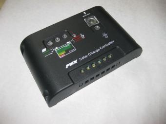 Điều khiển sạc năng lượng mặt trời 12V(24V)/ 20A Auto (SL20TD)